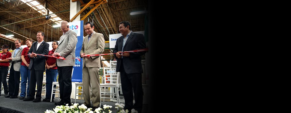 Tenneco Expands Ride Performance Operations in Celaya, Mexico