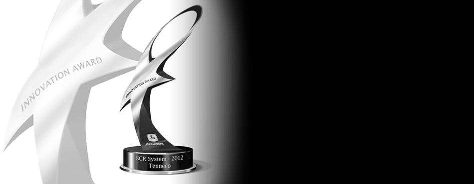 Tenneco Wins John Deere Innovation Award