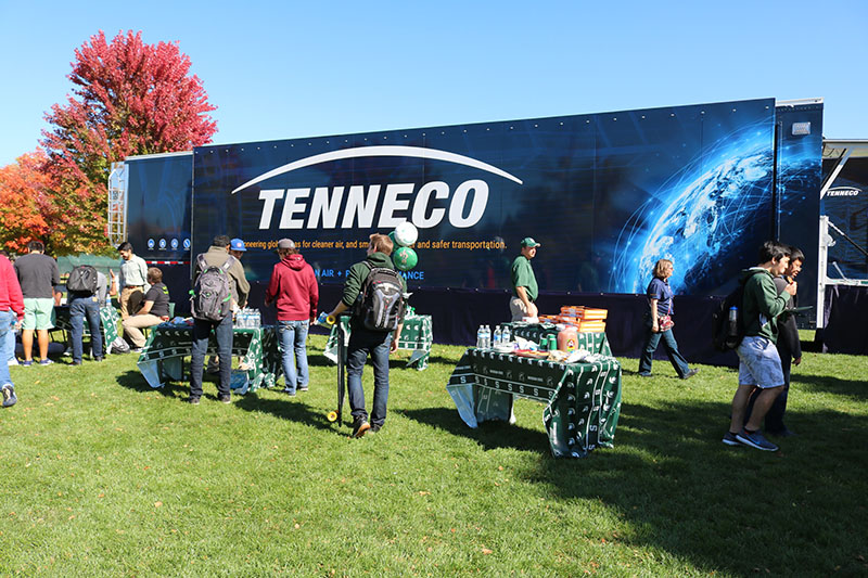 Current Opportunities Tenneco Inc